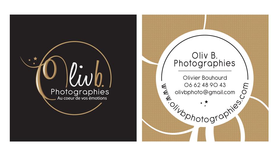 carte de visite oliv b photographies