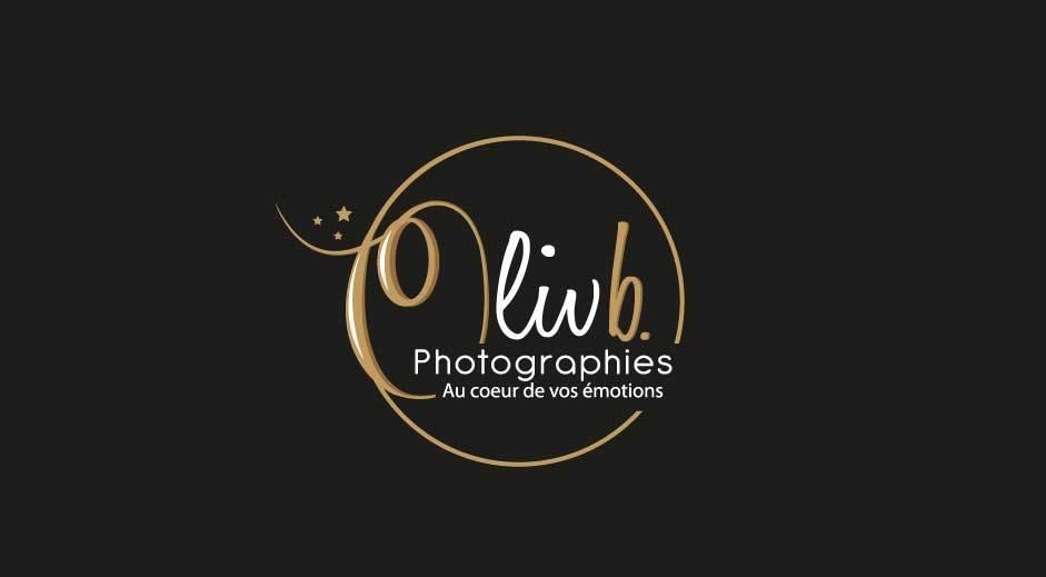 création de logo oliv b photographies
