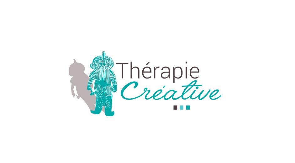 logo thérapie créative